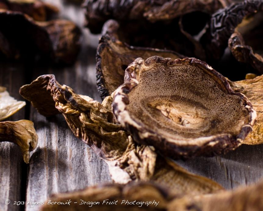 Organic beef with Polish wild mushroom gravy | Dragon Fruit ...