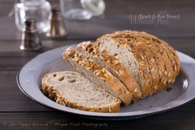 Fresh baked healthy bread